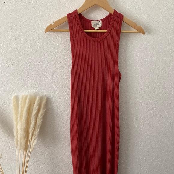 Vici | Ribbed Bodycon MIDI Dress